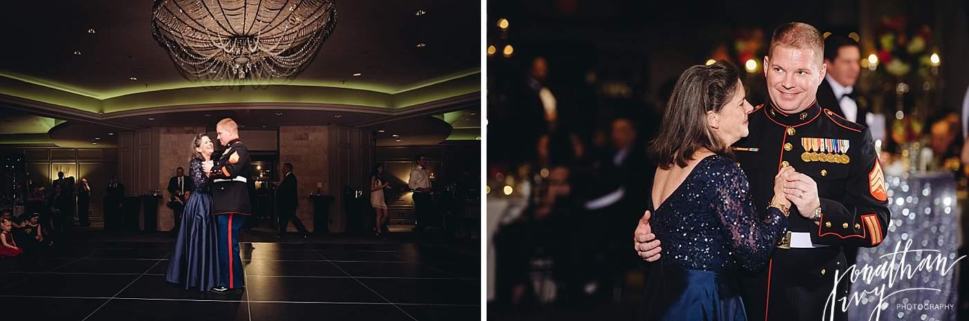 Hotel Zaza Houston Wedding Reception
