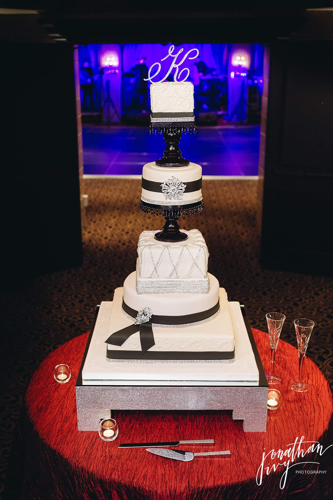 Edible Designs By Jessie Wedding Cake