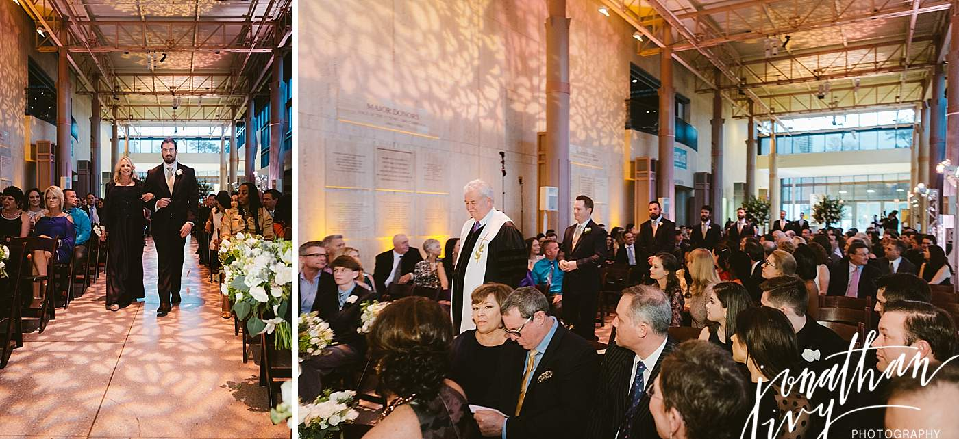 Houston Museum of Natural Science Ceremony