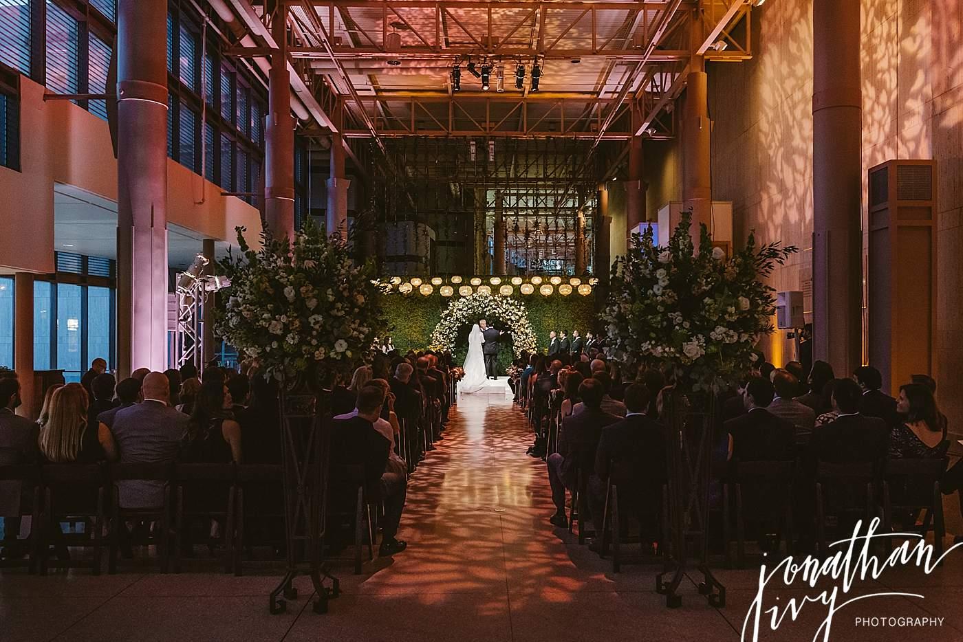 HMNS Wedding Ceremony