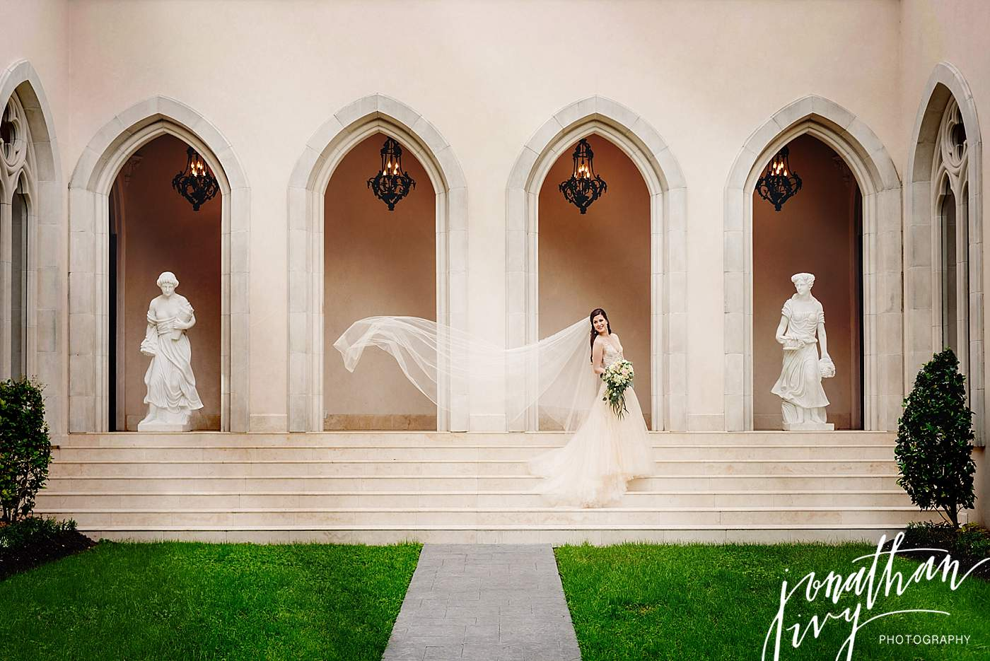 best locations for bridal photos