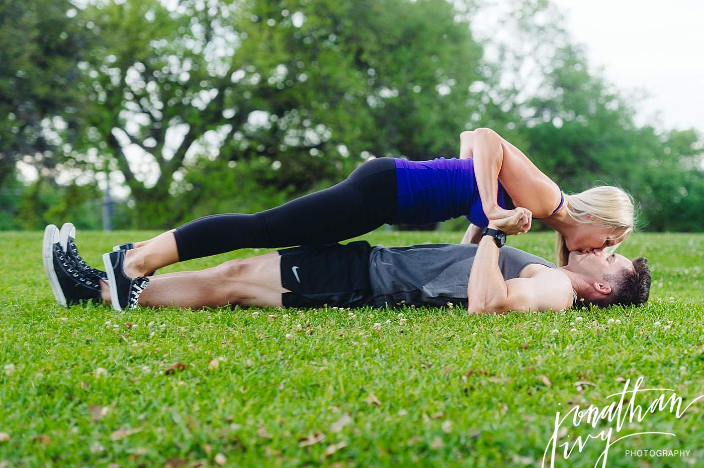 Houston Fitspo Couple