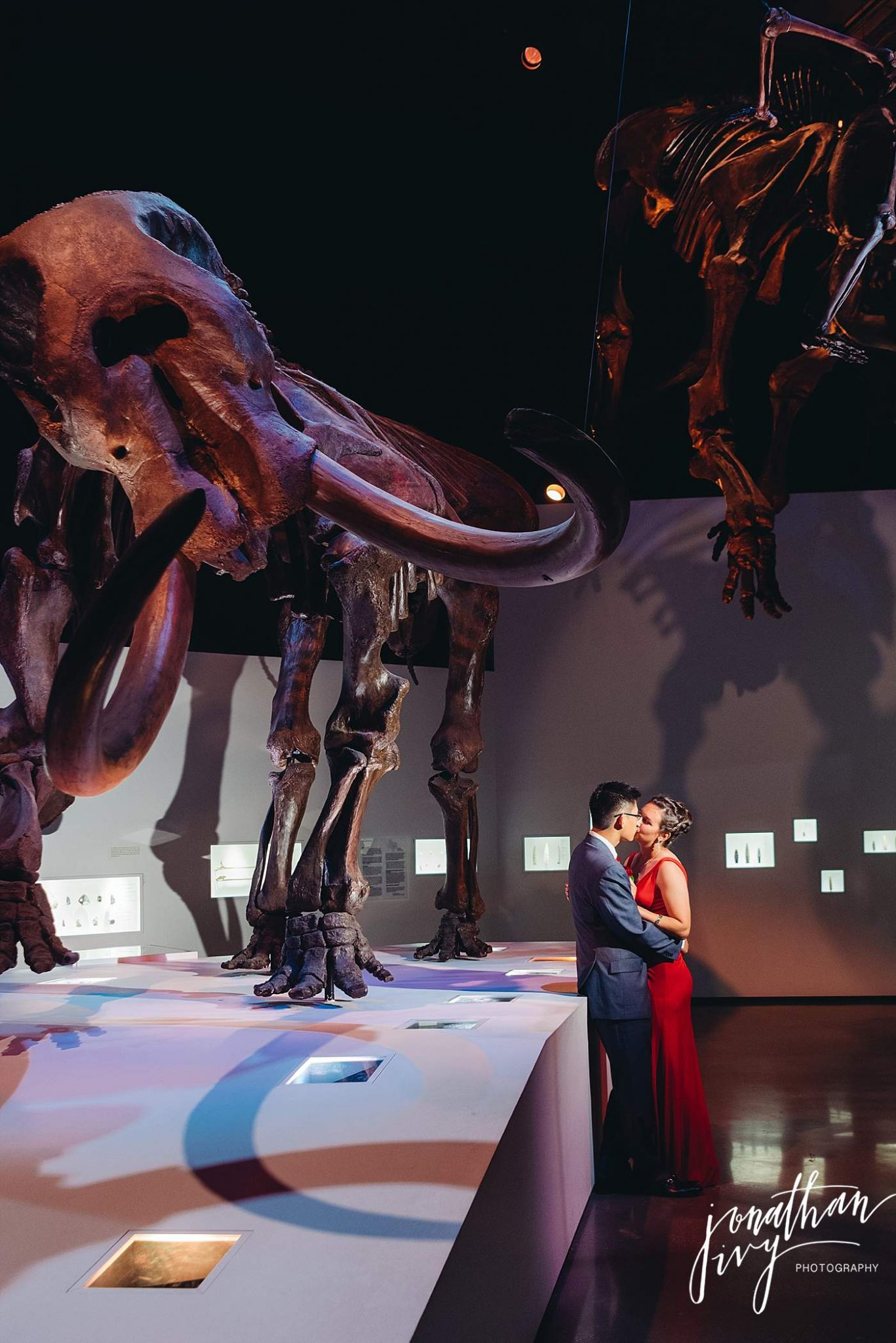 Reception at Houston Museum of Natural Science