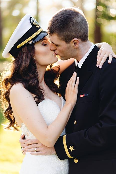 Military Wedding Photographer