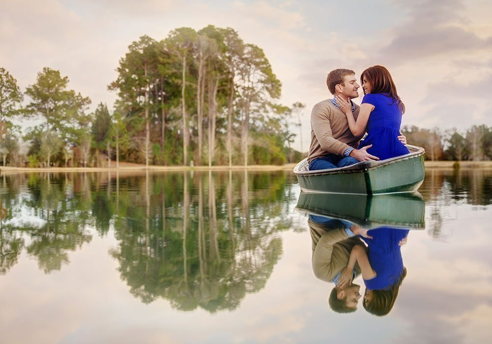 Best Engagement Photographer Houston