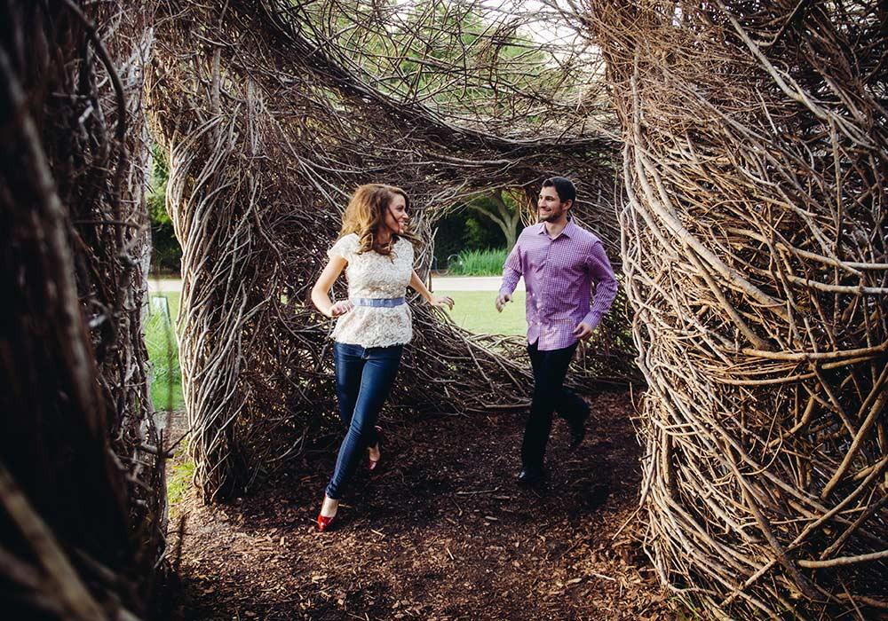 Unique Engagement Photos Houston