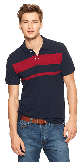 Polo Shirt for Engagement Photos