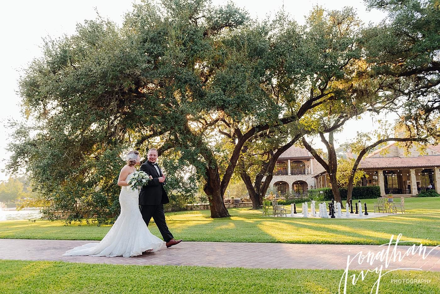 Outdoor Wedding Venues in Houston