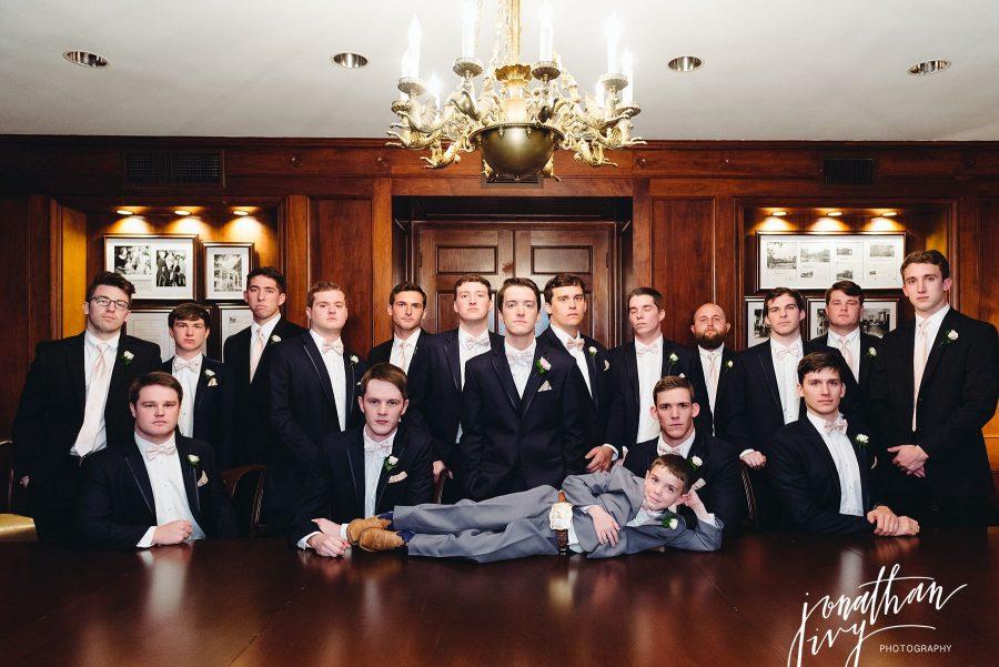 Houston Lakeside Country Club Wedding