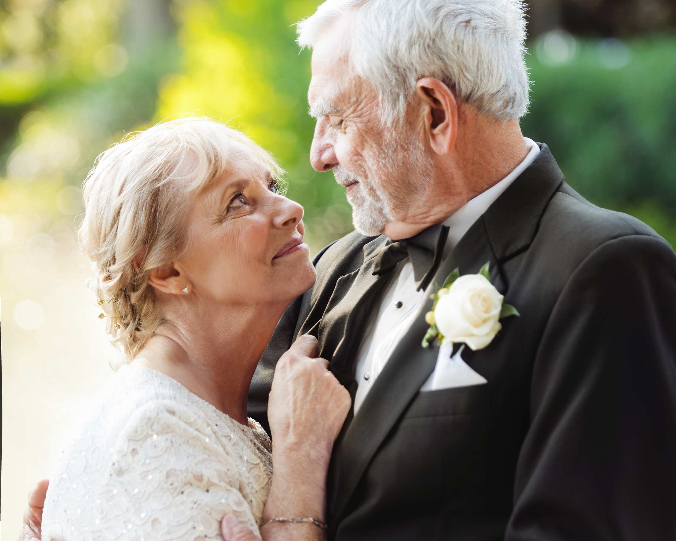 An Older Couples 2nd Chance at Love