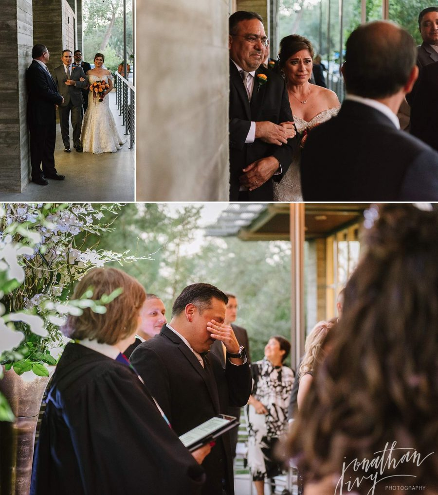 Wedding at The Dunlavy in Houston